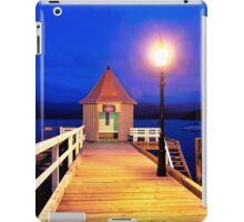 Akaroa Jetty iPad Case/Skin