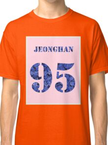 Seventeen Floral Age Line : Jeonghan '95 Classic T-Shirt