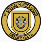 1st Special Forces Group by jcmeyer