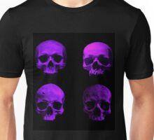 Skull quartet Unisex T-Shirt