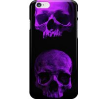 Skull quartet iPhone Case/Skin