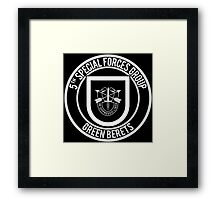 5th Special Forces Framed Print