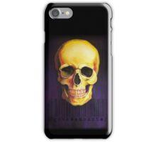 Skull Code iPhone Case/Skin