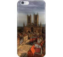 Lincoln Cathedral iPhone Case/Skin