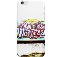 Banner iPhone Case/Skin
