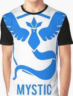 Pokémon GO: Team Mystic - COLOR Graphic T-Shirt
