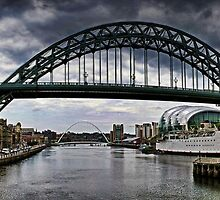 Newcastle Upon Tyne by Chris Tait