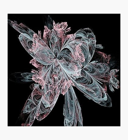Cool Abstract Delight Photographic Print