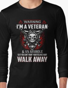 VETERAN Long Sleeve T-Shirt