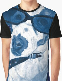 Rocking Jack Russell Graphic T-Shirt