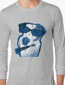 Rocking Jack Russell Long Sleeve T-Shirt
