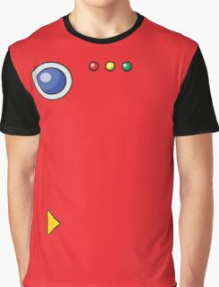 Pokedex All Over Print Graphic T-Shirt