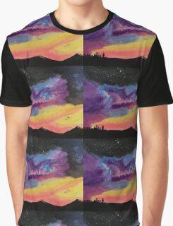 Western Galaxy Graphic T-Shirt