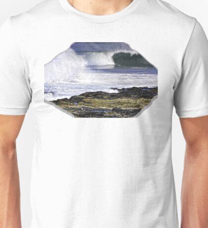 Yachats Oregon - Ocean Spray Unisex T-Shirt