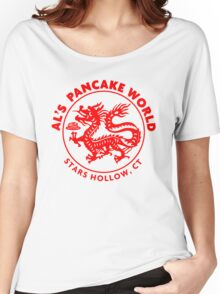 Al's Pancake World Women's Relaxed Fit T-Shirt