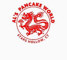 Al's Pancake World Womens Fitted T-Shirt
