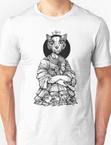 The Cat Queen Unisex T-Shirt