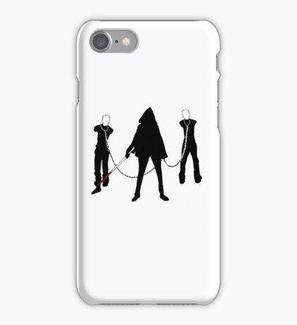 Michonne and Friends iPhone Case/Skin