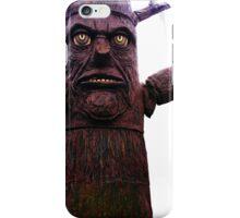 Tree-man, Tree iPhone Case/Skin
