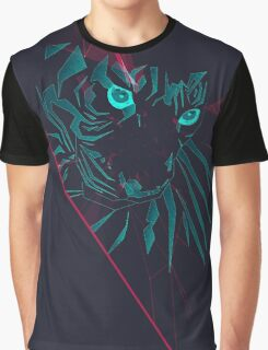 Zodiac Tiger Graphic T-Shirt