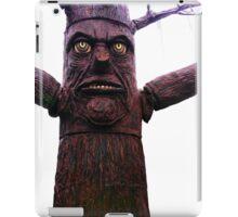 Tree-man, Tree iPad Case/Skin