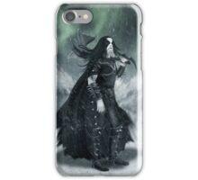 Abbath Digital Painting iPhone Case/Skin