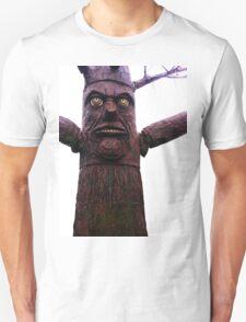 Tree-man, Tree Unisex T-Shirt