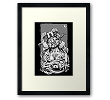 Miss Fortune Framed Print