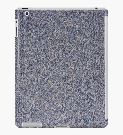 Aran Hand Knit 2 iPad Case/Skin