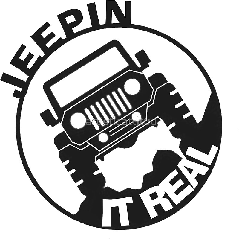The Jeep We Purchased: Jeepin: Sticker