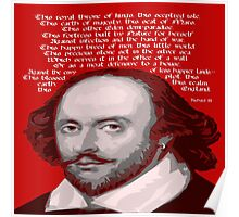 SHAKESPEARE This England Poster