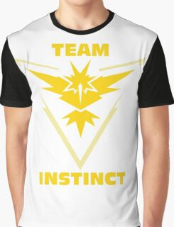 Pokemon Go | Team Instinct Graphic T-Shirt