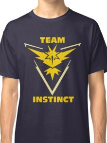 Pokemon Go | Team Instinct Classic T-Shirt