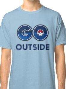 Pokemon Go Outside Classic T-Shirt