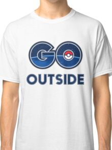 Pokemon Go Outside Classic T-Shirt