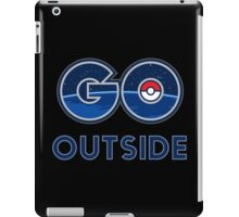 Pokemon Go Outside iPad Case/Skin