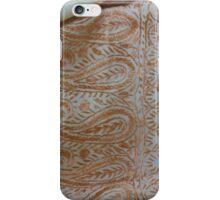 Paisley Repeat iPhone Case/Skin