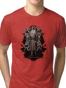 Mr Squid Tri-blend T-Shirt
