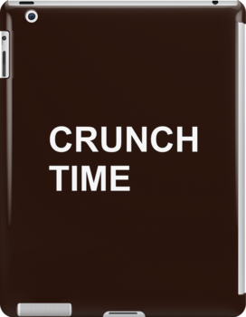 Crunch Time by Wingman2009