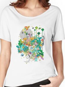 Imaginary Land Women's Relaxed Fit T-Shirt