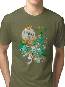 Imaginary Land Tri-blend T-Shirt