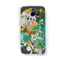 Imaginary Land Samsung Galaxy Case/Skin