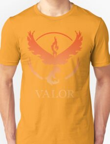 TEAM VALOR - POKEMON GO TSHIRT Unisex T-Shirt