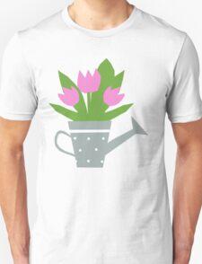 Tulips Tee, Throw Pillows, Tote Bag T-Shirt