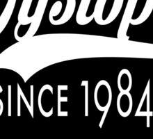 Dystopia - Since 1984 Sticker