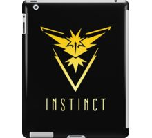 TEAM VALOR - POKEMON GO TSHIRT (BEST QUALITY ON SITE!) iPad Case/Skin