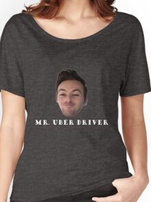 Jake and Amir - MR. UBER DRIVER Women's Relaxed Fit T-Shirt