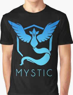TEAM MYSTIC - POKEMON GO TSHIRT (BEST QUALITY ON SITE!) Graphic T-Shirt