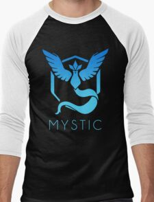 TEAM MYSTIC - POKEMON GO TSHIRT (BEST QUALITY ON SITE!) Men's Baseball ¾ T-Shirt