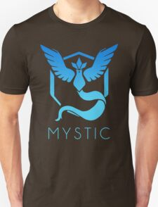 TEAM MYSTIC - POKEMON GO TSHIRT (BEST QUALITY ON SITE!) Unisex T-Shirt